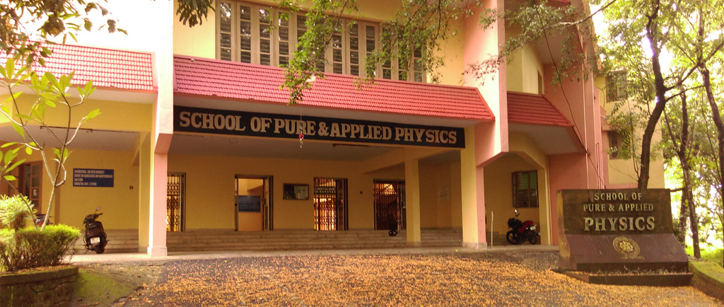 MG University-School of Pure and Applied Physics
